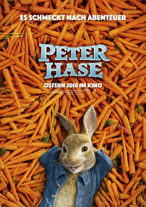 Peter Hase - Poster | Animationsfilm nach Beatrix Potter