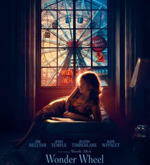 Wonder Wheel - Poster | Drama von Woody Allen
