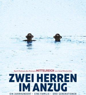 Zwei Herren im Anzug - Poster | Tragikomödie