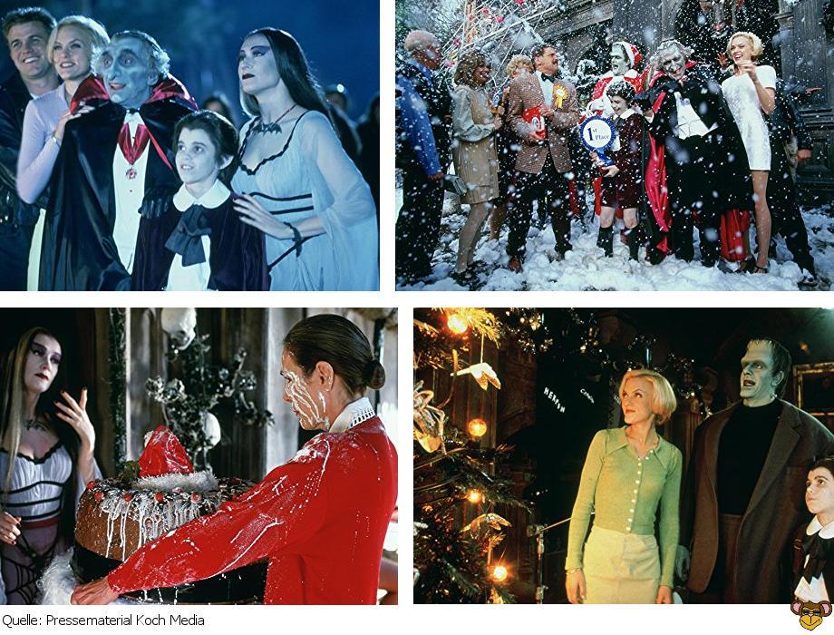 Die Munsters froehliche Weihnachten - Szenebilder