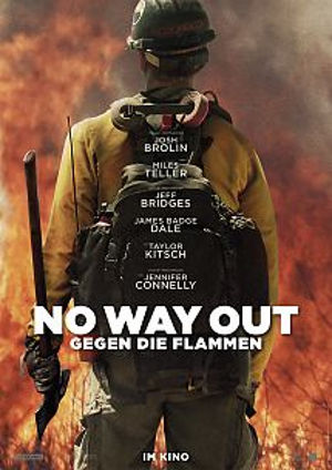 No Way Out - Poster | Feuerwehr in Action