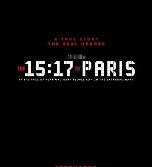 the 1517 to paris - teaser | Drama von Clint Eastwood