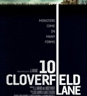 10 Cloverfield Lane - Poster