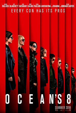 Trailer Park #164: OCEAN'S 8, MORTAL ENGINES, SICARIO 2 & JESSICA JONES