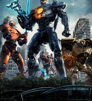 Pacific Rim Uprising - Poster | Actionfilm