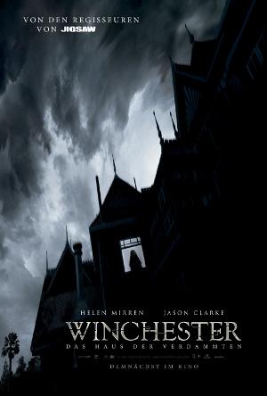 Winchester - Das Haus der Verdammten - Poster | Horrorfilm