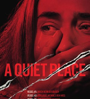 A Quiet Place - Poster | Hororfilm