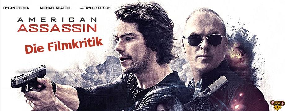 American Assassin - Review | Film mit Michael Keaton - Filmkritik