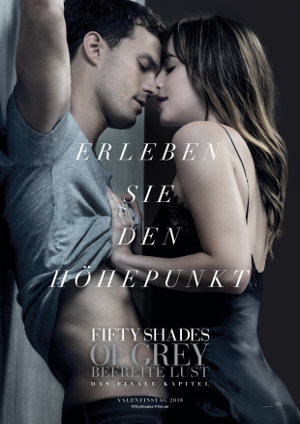 Fifty Shade of Grey Befreite Lust - Poster