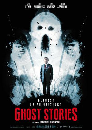 Ghost Stories - Poster | Horrorfilm mit Matrin Freeman