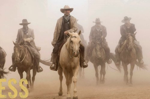 Godless - Review | Westernserie auf Netflix
