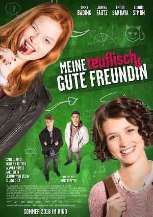 Meine teuflisch gute Freundin - Poster | Kinderfilm