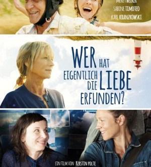 Wer hat eigentlich die Liebe erfunden - Poster | Komödie