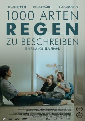 1000 Arten Regen zu beschreiben - Poster   Drama von Isa Prahl mit Bjarne Mädel