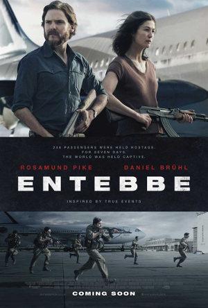 7 Tage in Entebbe - Poster   Thriller nach wahrer Geschichte