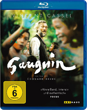 Gauguin - Blu-Ray-Cover - Biopic