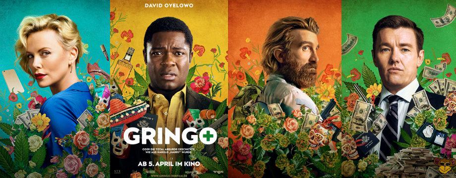 Gringo - Review | Krimikomödie