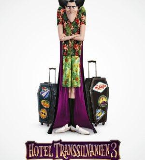 Hoel Transsilvanien - Poster | Animationsfilm
