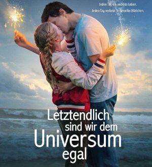 Letztendlich sind wir dem Universum egal - Poster | Fantasy-Romanze