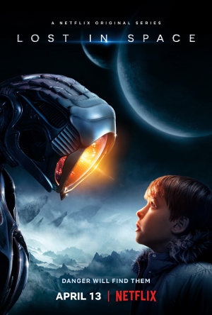 Lost in Space 2018 - Netflix - Poster