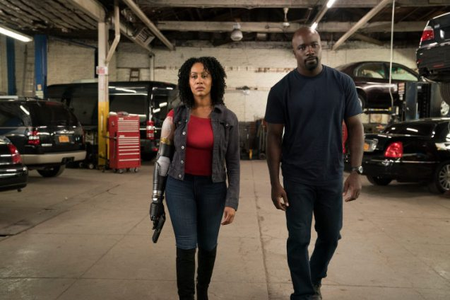 Marvel's Luke Cage - Season 2 - First Look