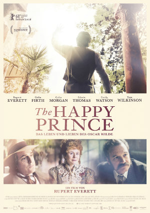 The Happy Prince - Poster