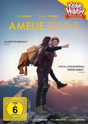 Amelie Rennt - DVD-Cover | Im Handel