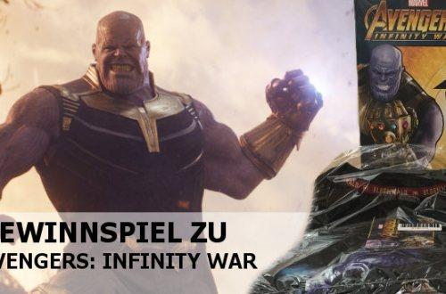 Elbenwald Gewinnspiel zu Avengers Infinity War | in Kooperation mit Elbenwald