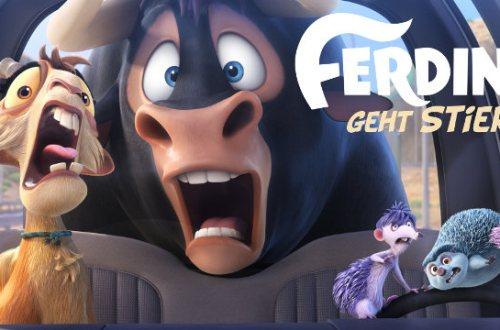 Ferdinand - das geht tierisch ab - Kritik | Chaos im Auto