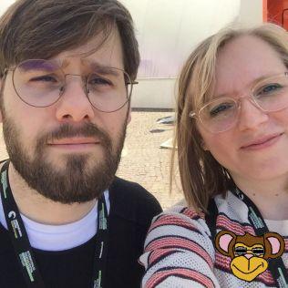 Das 25. Internationale Trickfilm Festival - Jörg und Martina