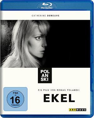 Ekel - Blu Ray Cover | Ein Film von Roman Polanski