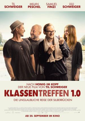 Klassentreffen 1.0 - Poster | Komödie mit Till Schweiger