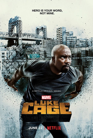 Luke Cage - Season 2 - Teaserposter | Marvel Series on Netflix