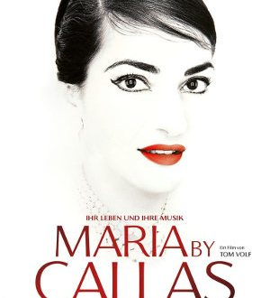 Maria by Callas - Poster