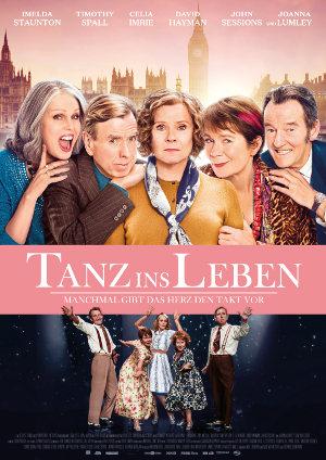 Tanz ins Leben - Poster   Komödie