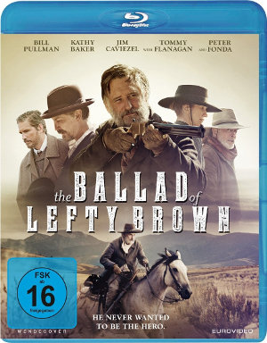 The Ballad of Lefty Brown - BluRay-Cover | Western