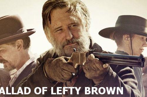 The Ballad of Lefty Brown - filmkritik | Western mit Bill Pullman