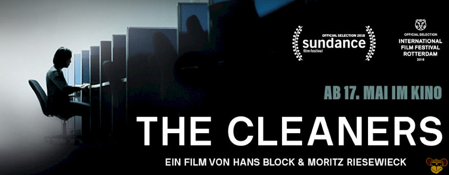 The Cleaners - Filmkritik - Review der Dokumentation