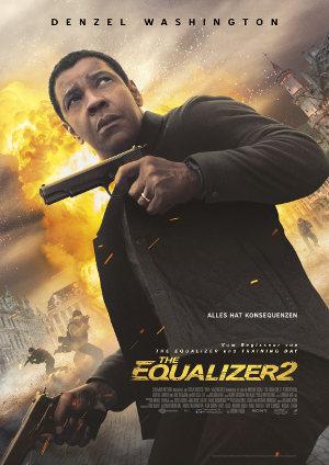 The Equalizer 2 - Poster | thriller mit Denzel Washington