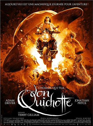The Man who killed Don Quixote - Teaser   (c) Terry Gilliam