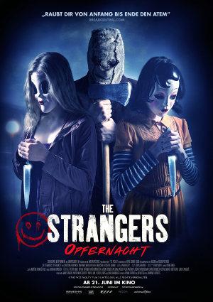 The Strangers - Opfernacht - Poster | Horrorfilm, Slasher