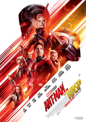 Ant-Man and the Wasp - Poster | Marvel Superheldenfilm
