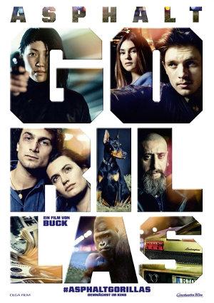 Asphaltgorillas - Poster | Krimi