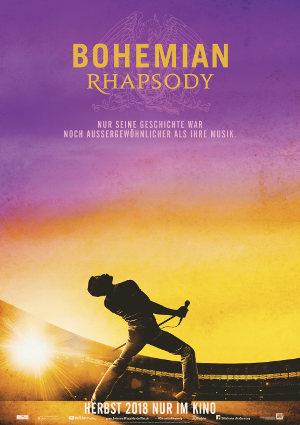 Bohemian Rhaypsody - Poster | Biopic über die Rockband Queen