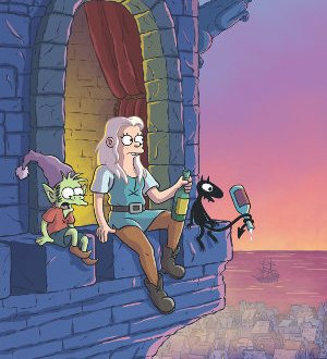 Disenchantment - Teaser | Matt Groenings neue Serie
