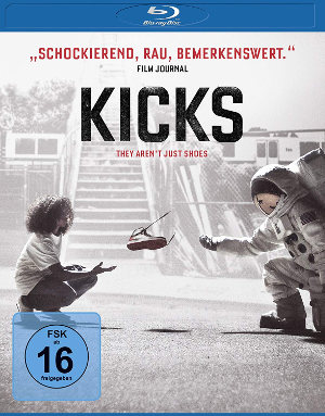 Kick - BluRay-Cover | Drama - Filmkritik