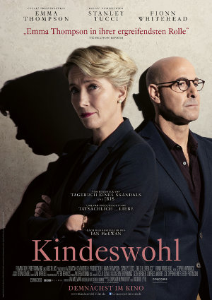 Kindeswohl - the act of Children - Poster | Drama