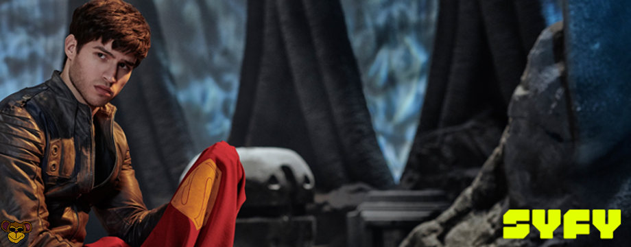 KRYPTON – Staffel 1 bald auf SYFY Channel