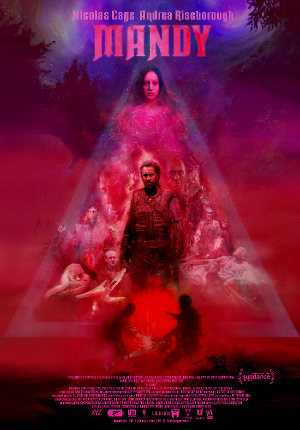 Mandy - Teaser | Horror Thriller with Nicolas Cage