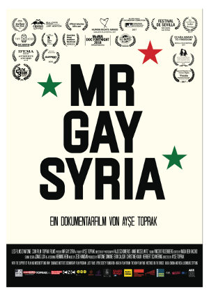 Mr Gay Syria - Poster | Drama